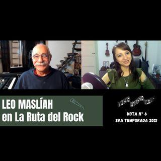 La Ruta del Rock Leo Maslíah
