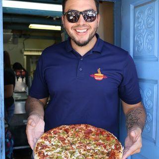 Santa Fe Food Tour - Nick Pena on Big Blend Radio