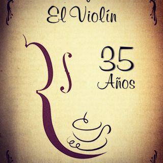 Tres décadas de historia en el Café Violín