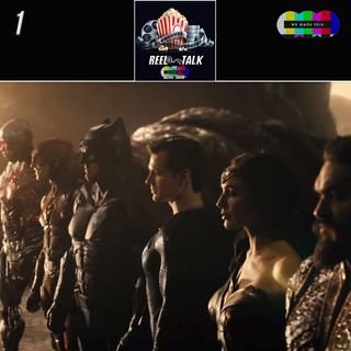 1. Zack Snyder's Justice League
