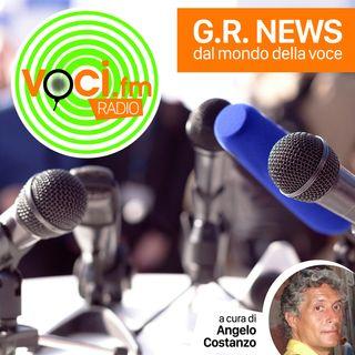 """Clicca PLAY e ascolta """"NEWS DAL MONDO DELLA VOCE"""" 22-06-2021"""