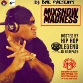 DJ RAMPAGE Mixshow Madness