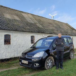 Mennesker i Biler - Henrik Hansen og hans Citroën Berlingo