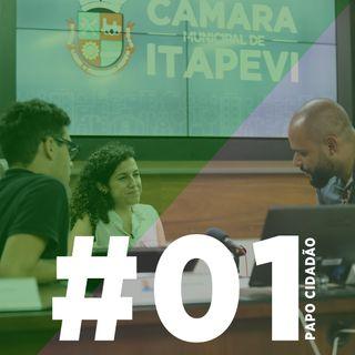 PAPO CIDADÃO #01 - muito além do FLAxFLU com a Professora Joyce Luz