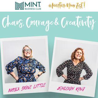 #ChaosCourageCreativity Episode #1 - Discovering ADHD - Ashleigh King & Nicola Jayne-Little