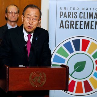 U.S. Out Of Paris Accord; Philippines Attack Not Terrorism
