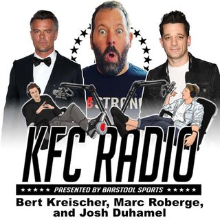 Bert Kreischer, Josh Duhamel, Marc Roberge, and KFC's Terrible, Horrible, No Good, Very Bad Day