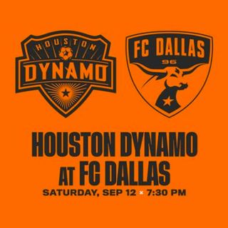Houston Dynamo @ FC Dallas | 09.12.2020