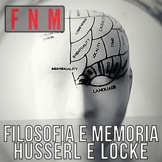 Locke e Husserl: memoria e filosofia