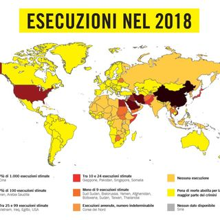 Il Rapporto annuale sulla pena di morte di Amnesty International. Intervista a Riccardo Noury