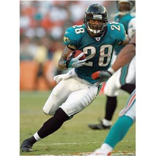 NFL All Pro & 10,000 Yard Club Member Jacksonville Jaguar Fred Taylor