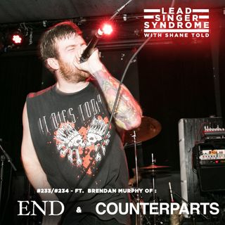 Part 1:  Brendan Murphy (Counterparts, END) returns!
