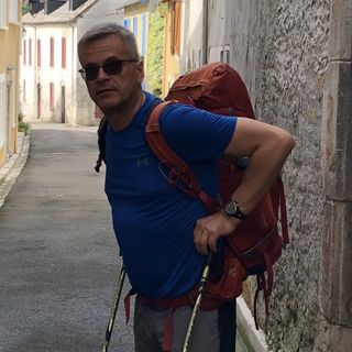RADIODIENA: EGLĖ | Marius Minkevičius | apie Camino Lituania kelią