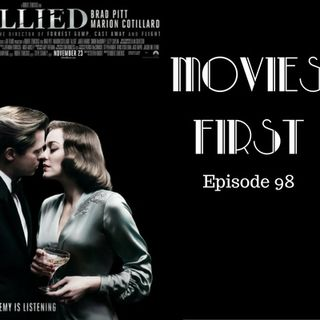 Allied - Movies First with Alex First & Chris Coleman