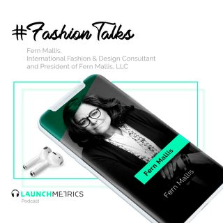 #FashionTalks |  Fern Mallis: Industry titan, doyenne, and the Godmother of Fashion