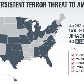 September Terror Threat Snapshot Released