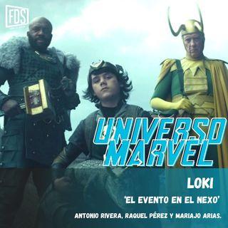 Loki - 'El evento en el nexo'