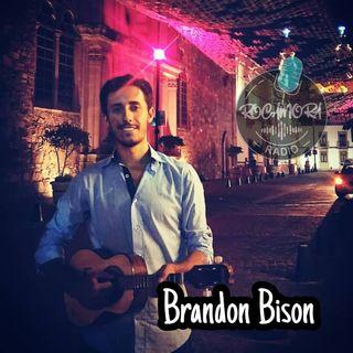 BRANDON BISON en ENTREVISTA