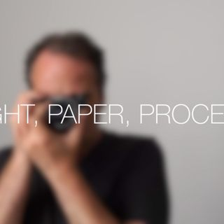 Light Paper Process