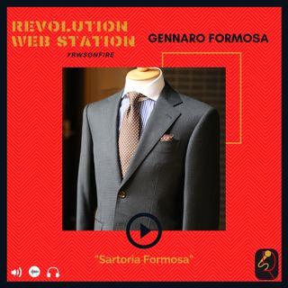INTERVISTA GENNARO FORMOSA - SARTORIA FORMOSA