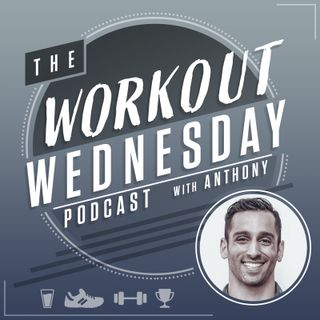 Workout Wednesday with Anthony and The Pegan 365 Diet