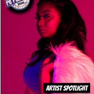 Artist Spotlight - Kia Renee   @kiareneeallday