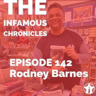E144: Rodney Barnes 💥
