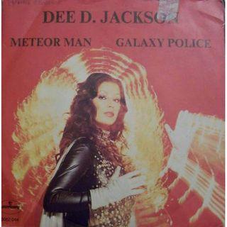 Dee D. Jackson METEOR MAN