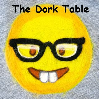 The Dork Table Podcast - 2019-01-26 - Hitchhiking With Flash