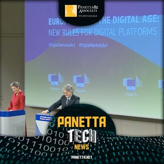 1. Panetta Paper: the proposal for a European Digital Services Act