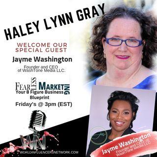 Interview with Social Media Expert Jayme Washington of WashTone Media