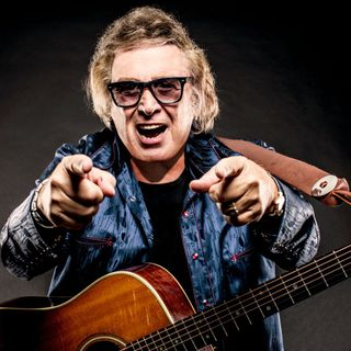 Madness To Creation Podcast Ep. 14:  Mark Dean Converses with DON MCLEAN