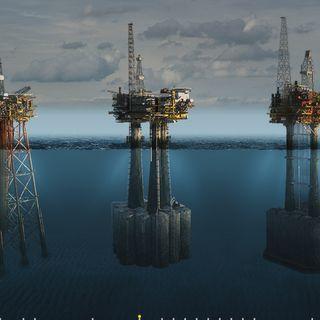 Endangered - I fantasmi del petrolio