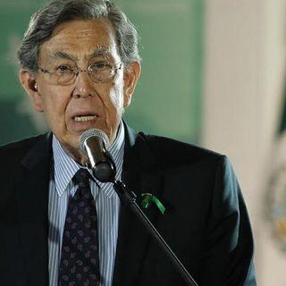 Cuauhtémoc Cárdenas padece de Covid-19