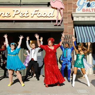 Harvey Fierstein returns to 'Hairspray,' this time on live TV