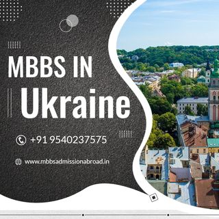Why study MBBS in Ukraine