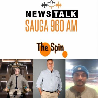 The Spin - April 9, 2020 - Travel in a Post-Pandemic World, Re-Watching Games & MLB Season Starting in May?