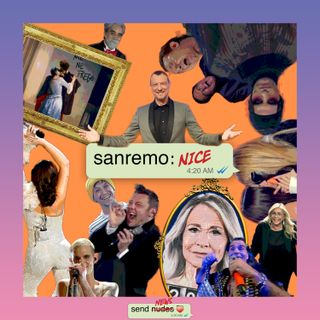 Sanremo 2020: nice