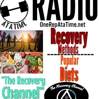 Episode 20 - Recovery Methods & Popular Diets