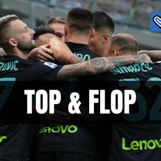 I Top&Flop di Inter-Bologna: Dumfries inarrestabile, Lautaro e Skriniar...