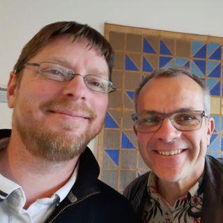 2. søndag i fasten. Jóannis Fonsdal i samtale med Peter Nejsum