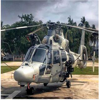 Siete muertos deja desplome de helicóptero de la Armada de México en Veracruz