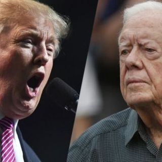 Jimmy Carter Says Trump Tapped Reservoir of Inherent Racism
