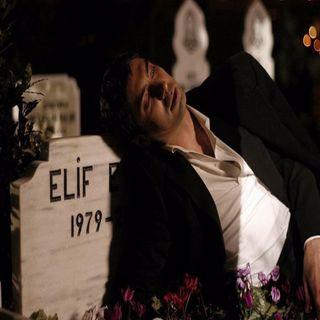 Polat Elif'in Mezarında Ölmeyi Bekliyor