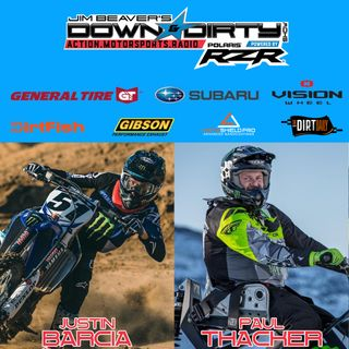 #369 – Justin Barcia & Paul Thacker On Air!
