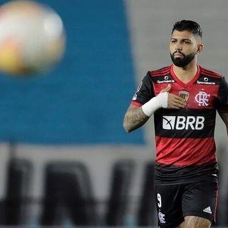 Gol de Flamengo: Gabigol