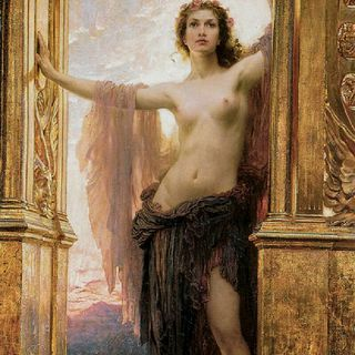 "De La Critica Del Discernimiento En Aplicacion A Una Obra Llamada ""The Gates Of Dawn"""