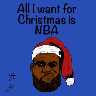 EP24: All I want for Christmas is NBA