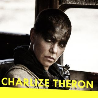 Héroes - Charlize Theron: Furiosa