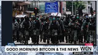 Good Morning #Bitcoin & the News (2020-07-02) - $9181 #THS
